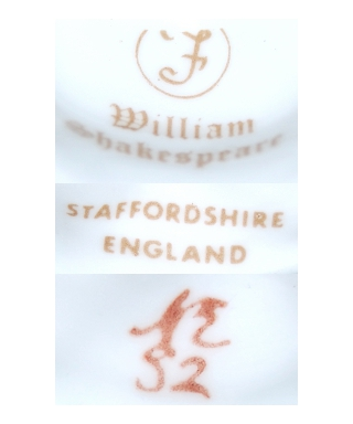 Francesca (William Shakespeare, Joan Sutton), Staffordshire