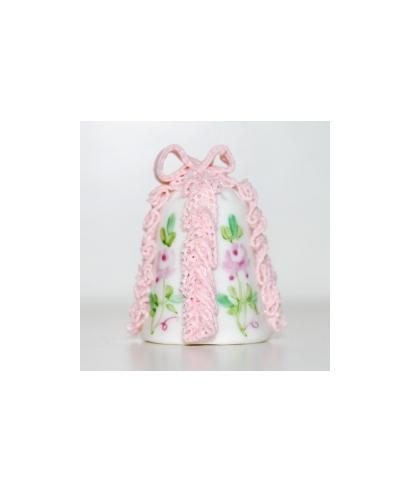 Lacy porcelain