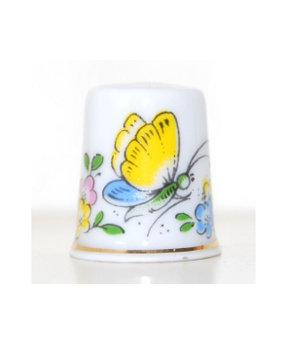 Freiberger yellow butterfly
