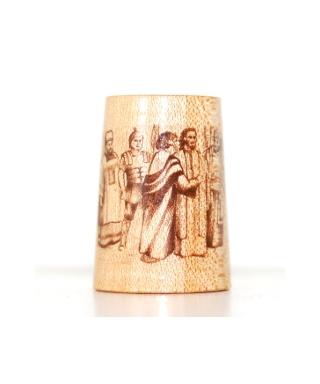 Judasz zdradza Chrystusa
