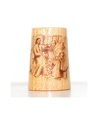 Jezus przepędza kupców ze świątyni
