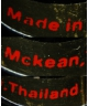 Made in Mckean, Thailand
