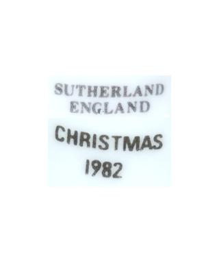 Sutherland - Christmas 1982