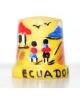 Yellow with Ecuadorians