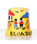 Żółty z ekwadorczykami