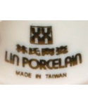 LIN PORCELAIN MADE IN TAIWAN