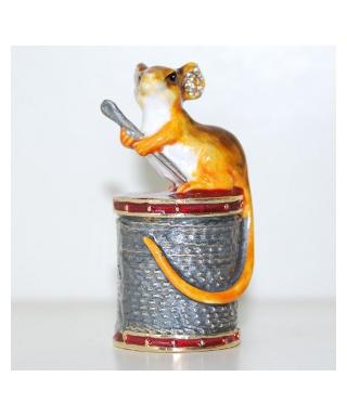 Mysz na szpulce