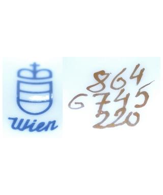 [crown] [shield] Wien 864 6745 220