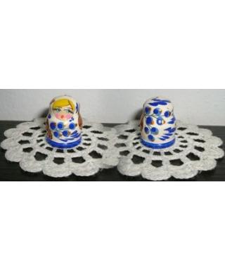 White doll