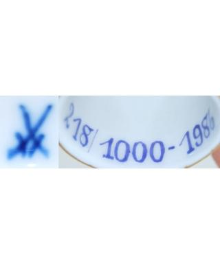 [kobaltowe skrzyżowane miecze] 218/1000 - 1986