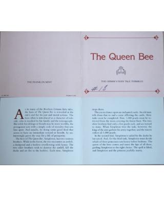 Królowa pszczół - certyfikat