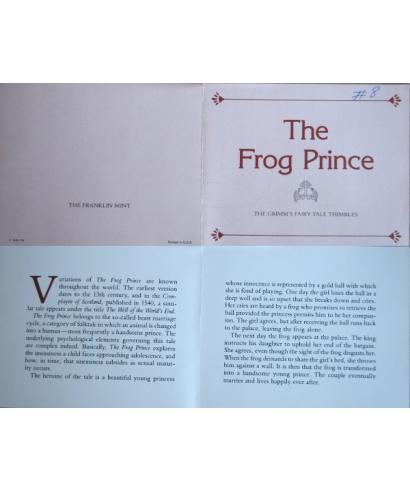Żabi król - certyfikat