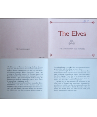 The Elves - certificate