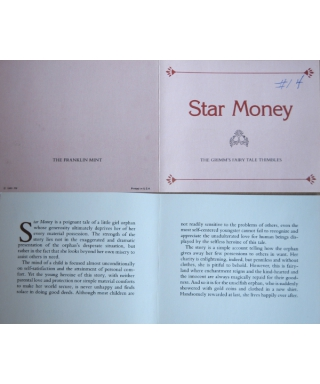 Star Money - certificate