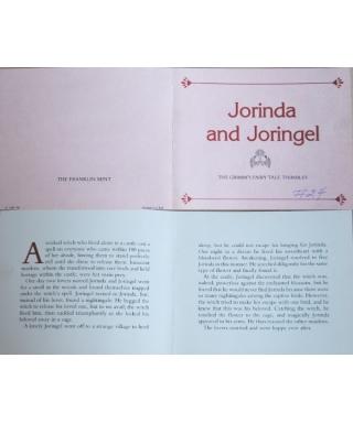 Jorinda and Joringel - certificate