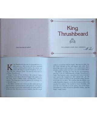 King Thrushbeard - certificate