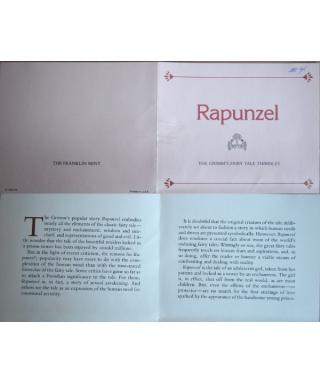 Rapunzel - certificate