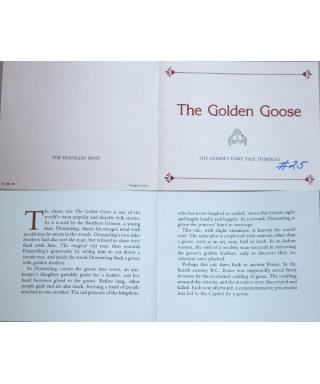 Złota gęś - certyfikat