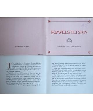 Rumpelstiltskin - certificate