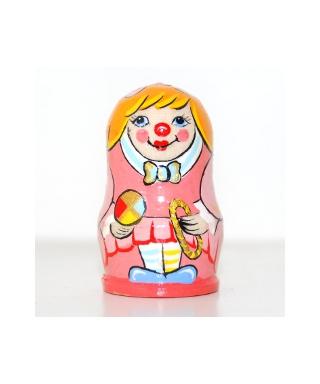 Różowy klaun (Cyrk)