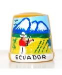 Żółty z ekwadorczykiem