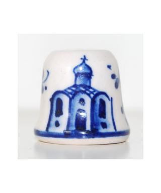 Ręcznie malowany Moskwa