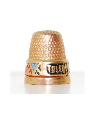 Mosiężny Toledo II