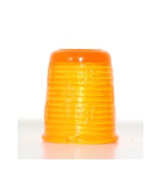 Pomarańczowy silikonowy