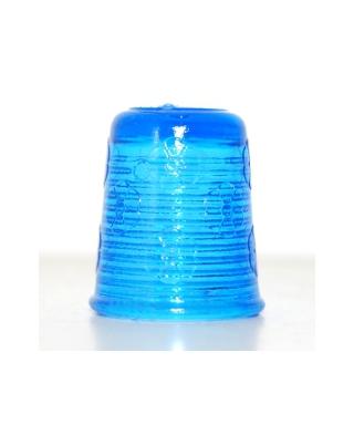 Niebieski silikonowy