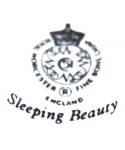 Royal Worcester Sleeping Beauty