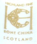 Highland China (golden)