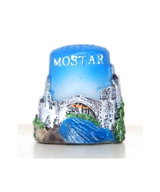 Mostar over Naretva