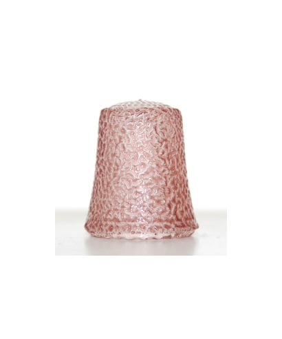 Pink hoarfrost