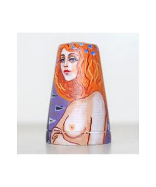 Nadzieja I - Gustav Klimt