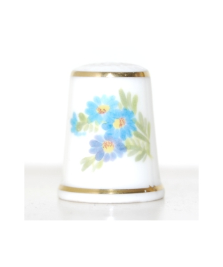 Forget-me-nots - Fiona Bakewell (Round)