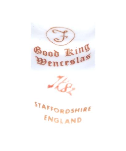 Francesca (Good King Wenceslas, J Kelsall), Staffordshire
