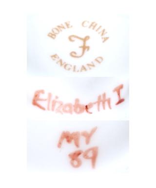 Francesca (Elizabeth I, M Young), Staffordshire
