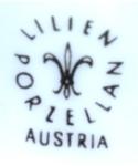 Lilien Porzellan (czarny)