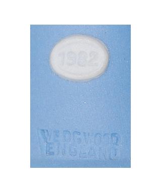 Wedgwood 1982 (blue)