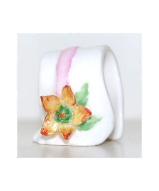 Wild rose bonnet (JL)