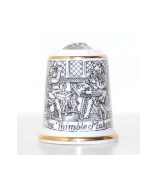 The Thimble Makers with crystal
