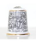 The Thimble Makers z kryształkiem