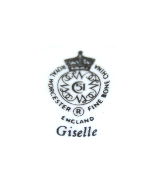 Royal Worcester Giselle
