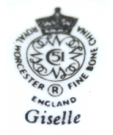 Royal Worcester Giselle