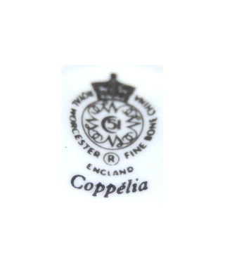 Royal Worcester Coppelia
