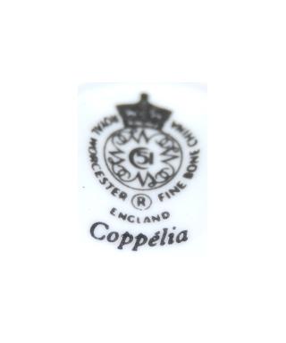 Royal Worcester Coppelia