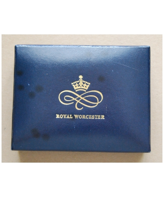 Royal Worcester - box (Ballet)