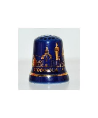 Niebieski Sztokholm