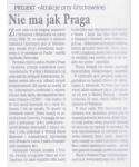 Nie ma jak Praga