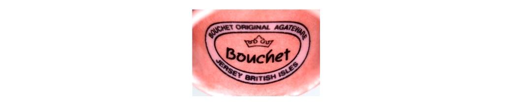 Bouchet Agateware Pottery